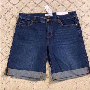 NWT Loft Bermuda Shorts